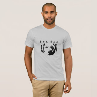 Dog Dad Black Mouth Cur Tee