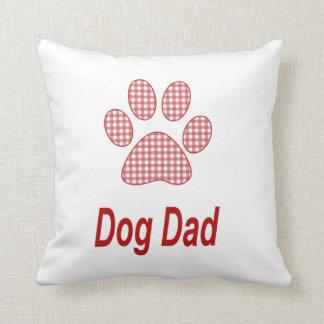 Dog Dad Cushion