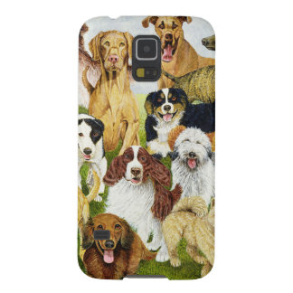 Dog Days Galaxy S5 Cases