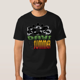 """Dog Days of Summer"" Dark Shirt"