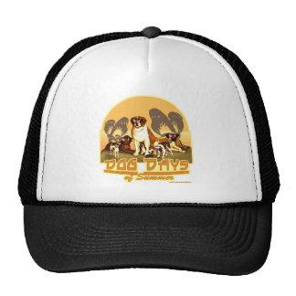 Dog Days of Summer Trucker Hats