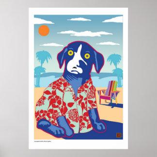 Dog Days of Summer-Print