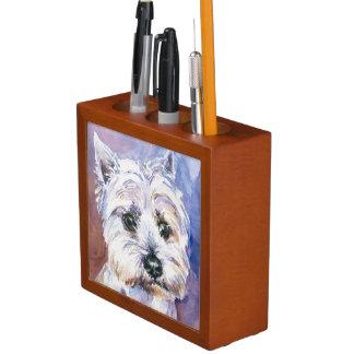 Dog Desk Organiser