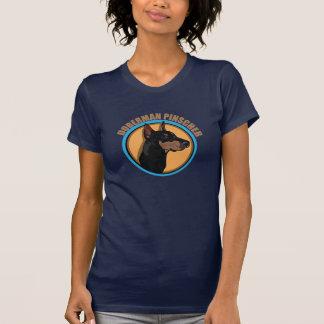 Dog doberman pinscher T-Shirt