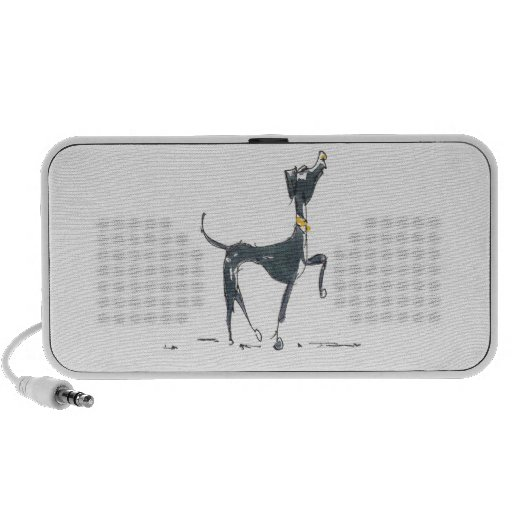 Dog Doodle Speakers