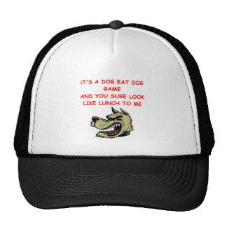 dog eat dog world hats