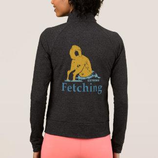 Dog, Extreme Fetching jacket