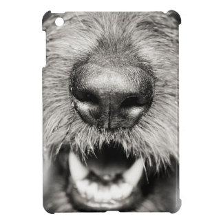 Dog Face Funny Smile iPad Mini Case