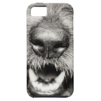 Dog Face Funny Smile iPhone 5 Cover