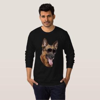 Dog Face German Shepherd T-Shirt