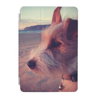 Dog Facing The Beach iPad Mini Cover