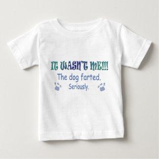 dog farted shirt