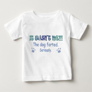 dog farted t-shirts