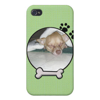 Dog Frame iPhone Case Covers For iPhone 4