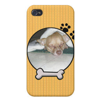 Dog Frame iPhone Case iPhone 4/4S Covers