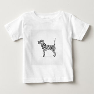 Dog from lips baby T-Shirt