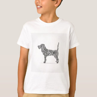 Dog from lips tee shirts