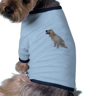 dog - golden retriever dog tee shirt