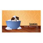 Dog Groomer Business Cards