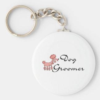 Dog Groomer Key Chain
