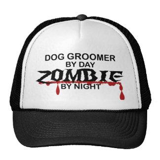 Dog Groomer Zombie Cap