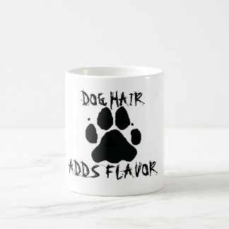 Dog Hair Coffee Mug