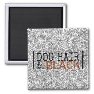Dog Hair is the New Black Magnet