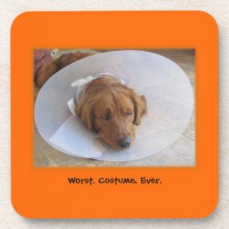 Dog Halloween Coasters