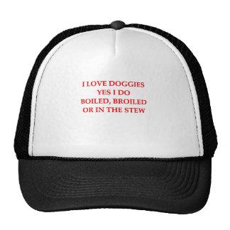 dog hater hat