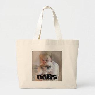 Dog Heaven Canvas Bag