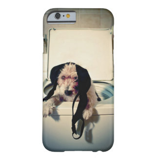 Dog helping out with the wash barely there iPhone 6 case