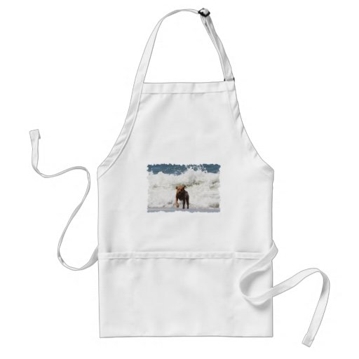 Dog - Here I Come... Aprons