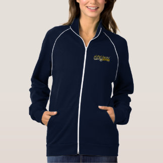 Dog House Adoptions Unisex Jacket in Navy