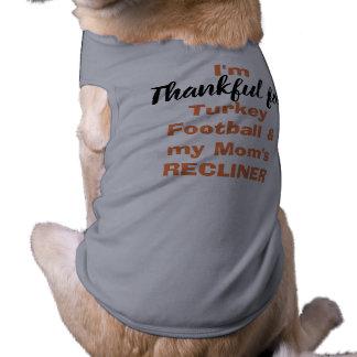 Dog I'm Thankful for Shirt