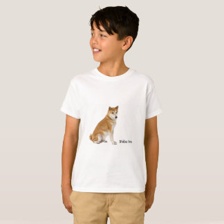 Dog image for  Kids' Hanes TAGLESS® T-Shirt, White T-Shirt