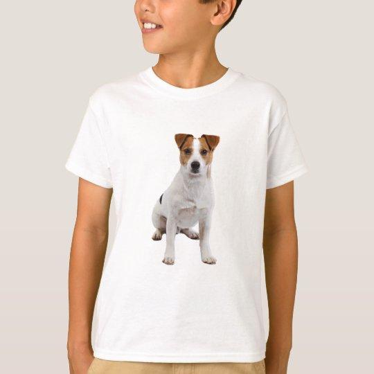 Dog image for Kids' T-Shirt, White T-Shirt
