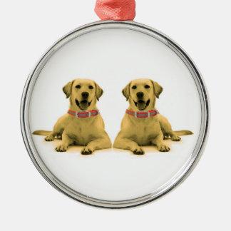 Dog image for Premium Round Ornament