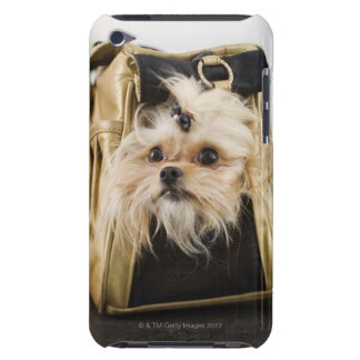 Dog in a purse barely there iPod case