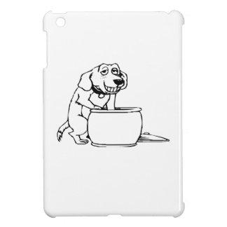 Dog in Snack Jar iPad Mini Case