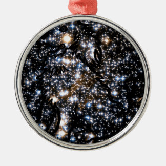 Dog In Space Christmas Ornament
