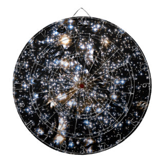 Dog In Space Dartboard