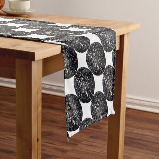 Dog In Space Short Table Runner