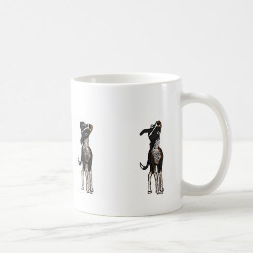 Dog is Confused Coffee Mug