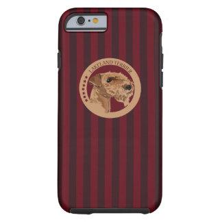 Dog lakeland terrier tough iPhone 6 case