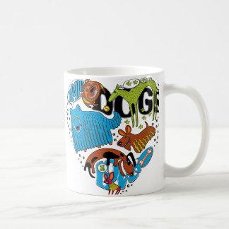 Dog Love Mug