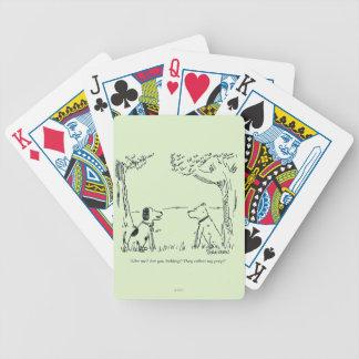 Dog Love Poker Deck