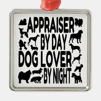 Dog Lover Appraiser Christmas Ornament