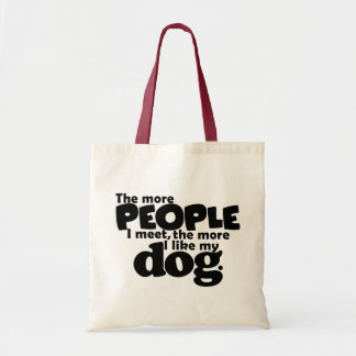 dog lover canvas bags