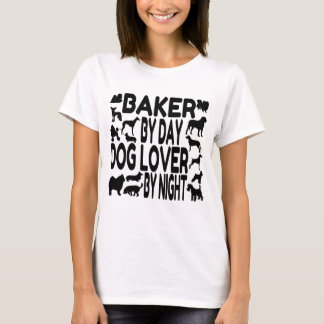 Dog Lover Baker T-Shirt