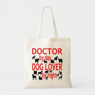 Dog Lover Doctor Tote Bag